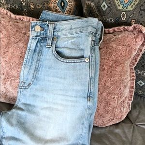 Madewell Jeans - RESERVED